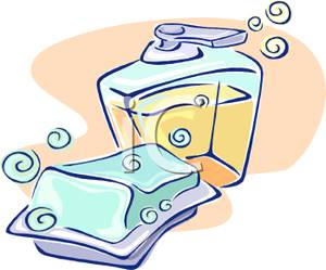Liquid clipart cartoon Royalty Soap a Bathroom Soap