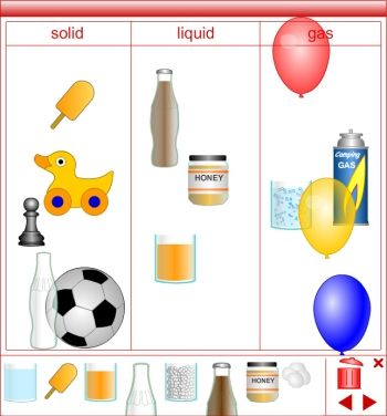 Liquid clipart gas Particles state clipart BBCpersian7 Art