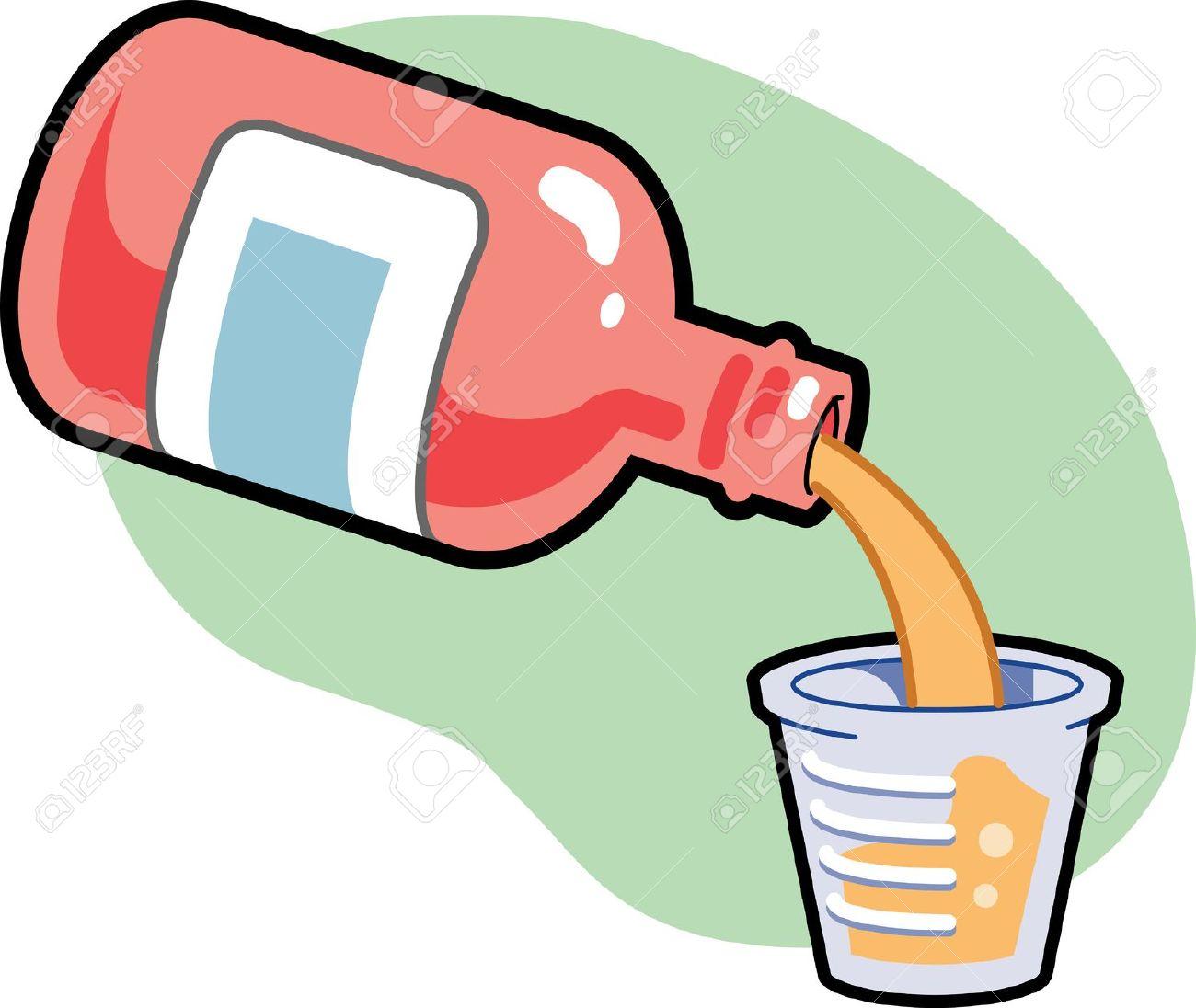 Medical clipart liquid medicine Kids medication Clipart Clipart ClipartFest