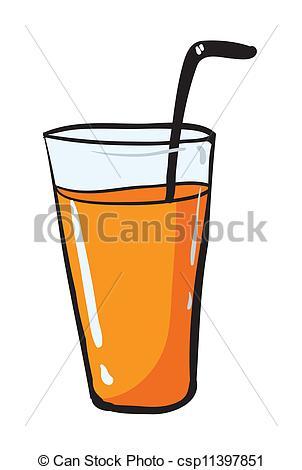 Liquid clipart liquid object Vector straw straw Vector glass