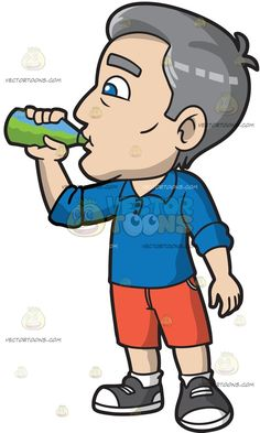 Liquid clipart water fountain Juice Clipart Old Bottle Mature
