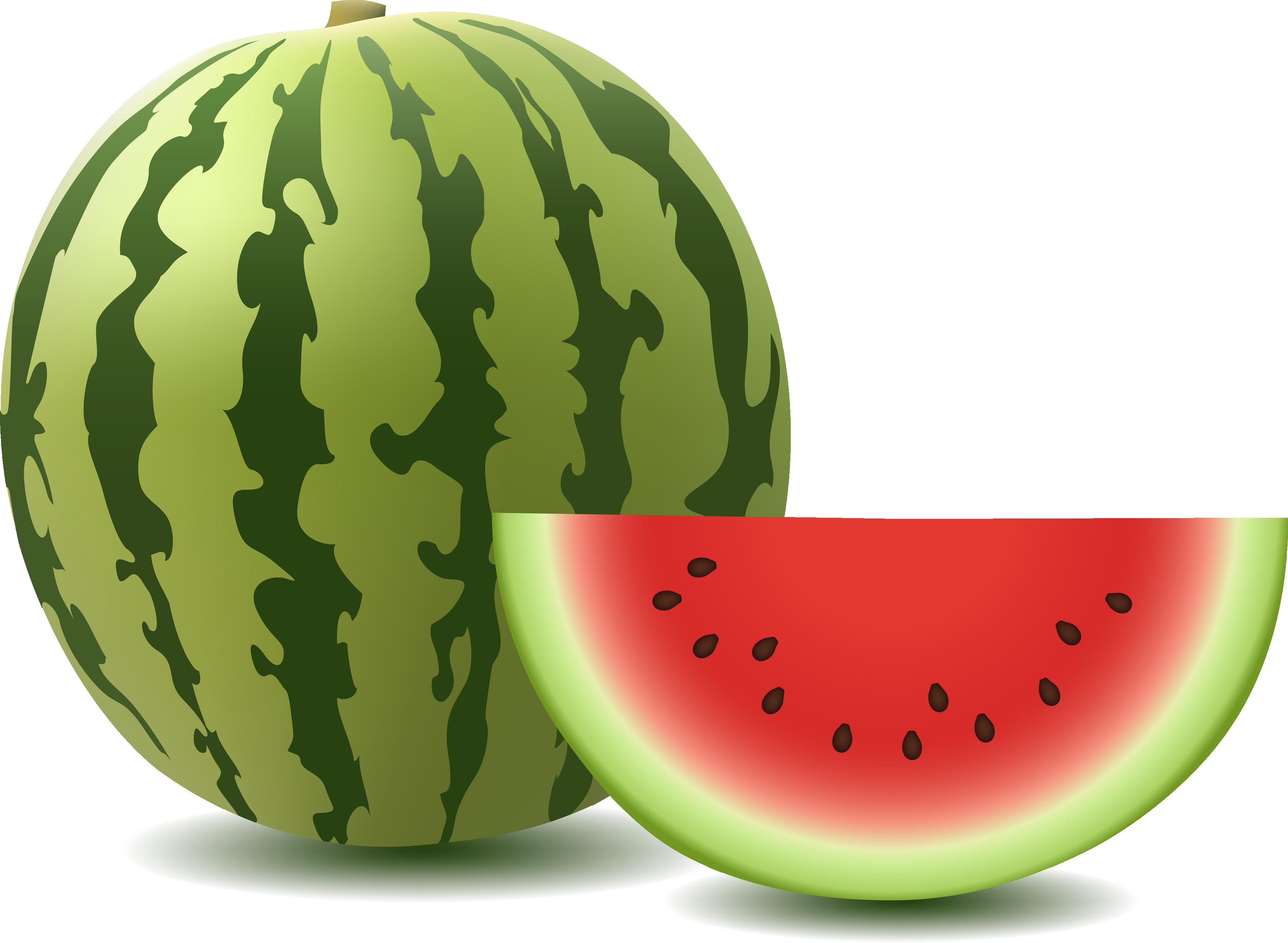 Watermelon clipart scared Watermelon Art Art Clip Sad