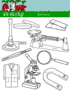 Scale clipart science tool #1