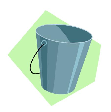 Liquid clipart water bucket Salmon of Forest  Clipart