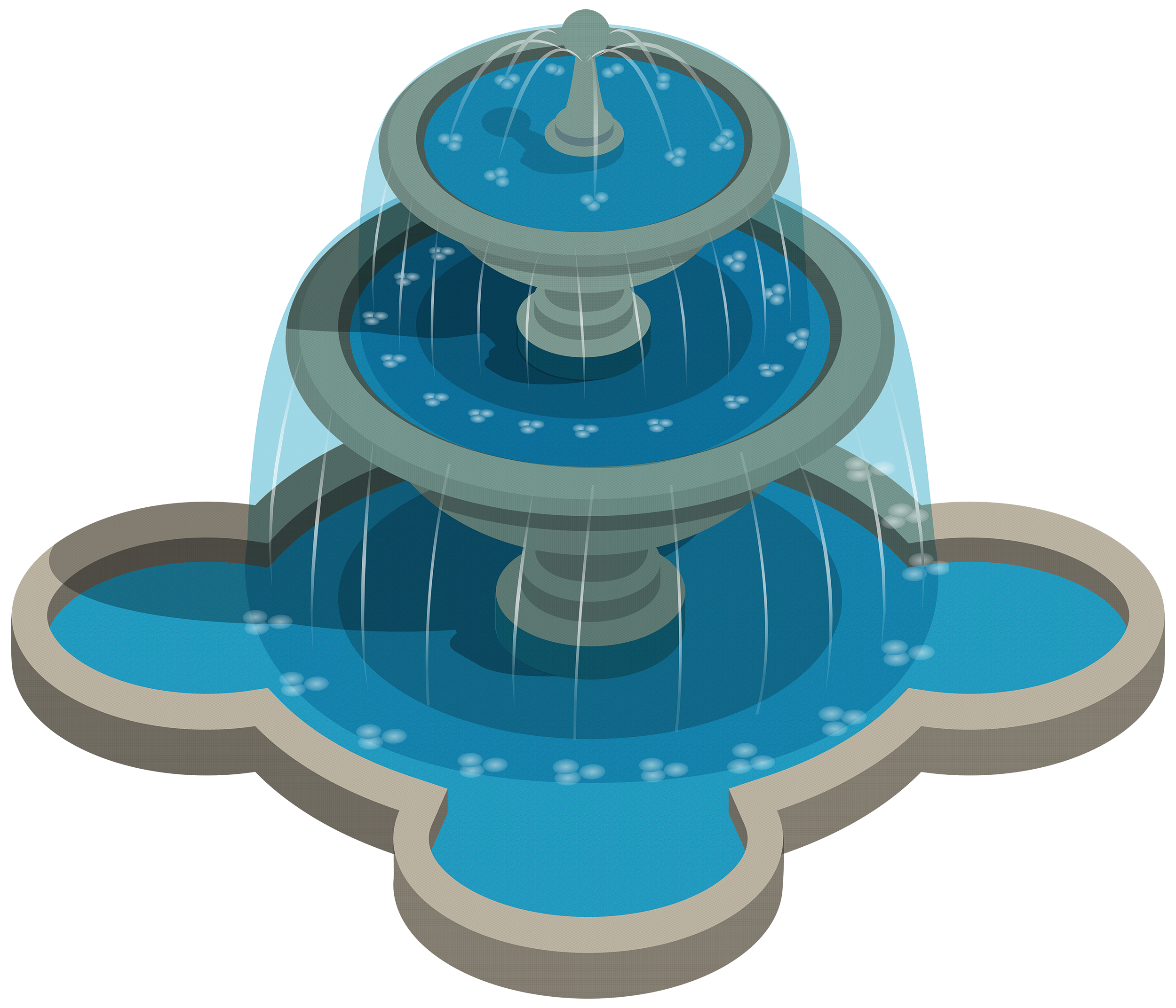 Liquid clipart water fountain Clipart Clipart Water PNG