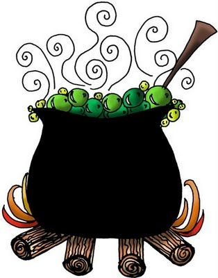 Witch clipart brew Witch about LabelsHalloween ClipartHalloween &