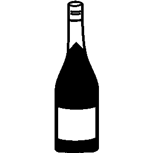 Liquor clipart Bottle art clip liquor bottle