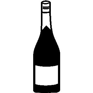 Boose clipart alcohol bottle Art art Wine bottle liquor