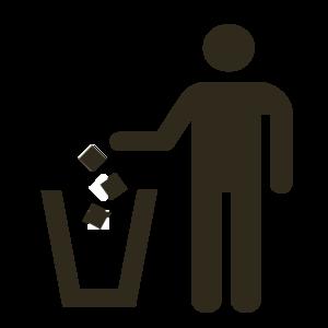 Litter clipart Clker Do Not clip vector