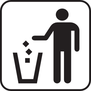 Litter clipart  Art Trash Trash com
