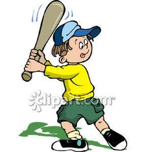 Boy clipart baseball player Clipart Baseball Panda Child Clipart