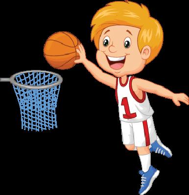 Child clipart basketball Boy  Basketball Boy Basketball