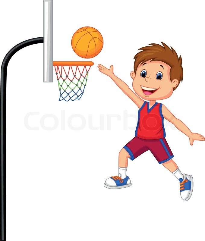 Little Boy clipart basketball player Search Google ClipArts Google clipart