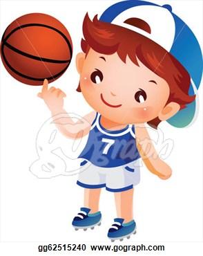 Little Boy clipart basketball player Clipart Clipart Free Basketball Scoreboard