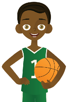 Boy clipart play basketball Clipart The Playing Image Basketball