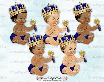 Little Boy clipart thumbs up Blue Black Little Gold Blue