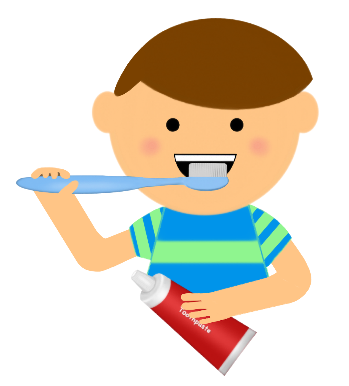 Teeth clipart children's Co co Brushing Pictures graphics
