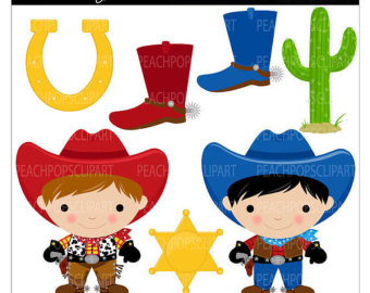 Little Boy clipart cowboy Images cowboy Clip Free Western