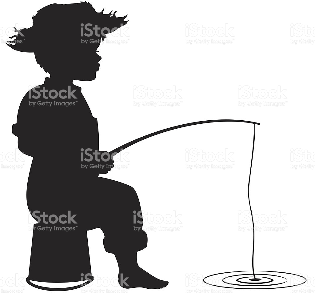 Fisherman clipart little boy Boy and A collection clipart