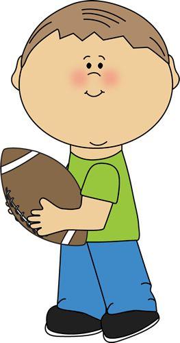 Football clipart cute Pinterest on more Boy this