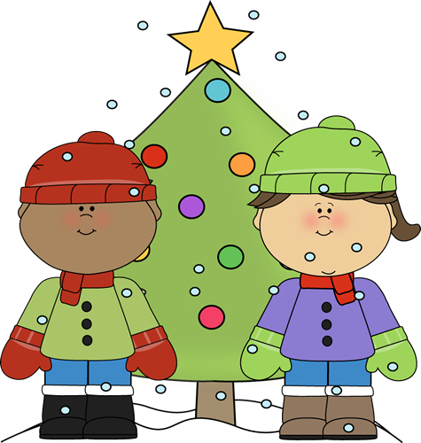 Winter clipart little boy Images and girl collection boys