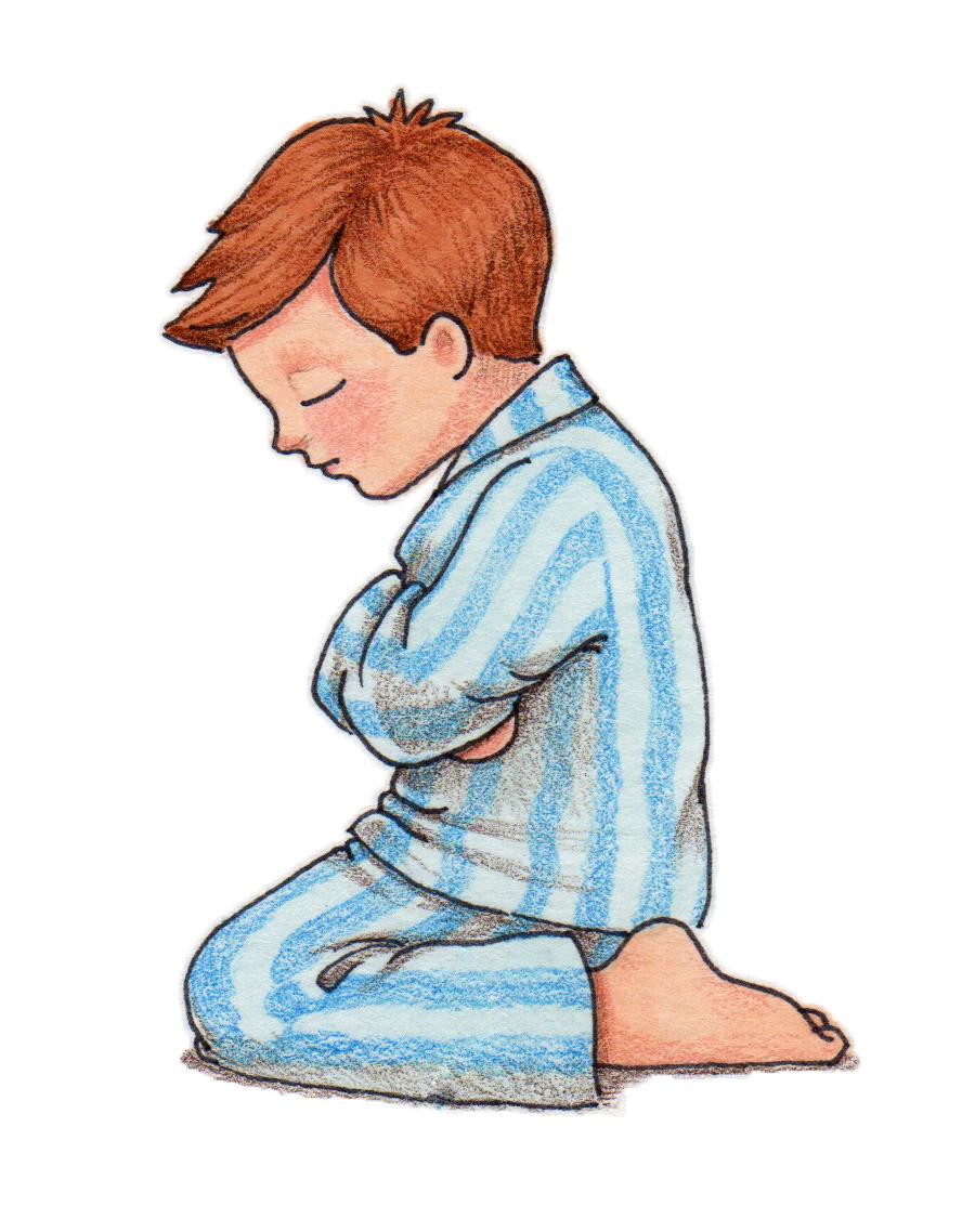 Little Boy clipart kid prayer Fitch Prayers download free design: