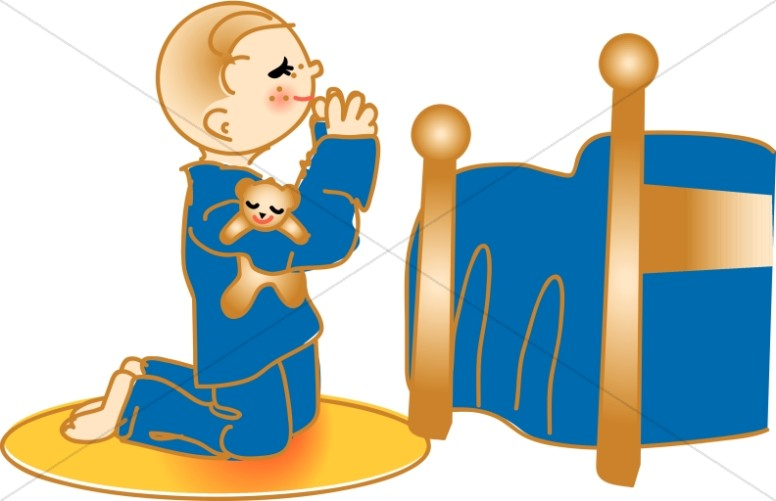 Religion clipart child church #8