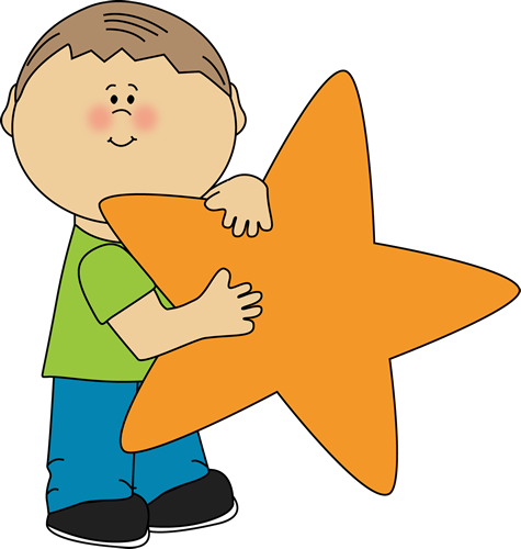 Little Boy clipart nice boy Art Orange Clip an little