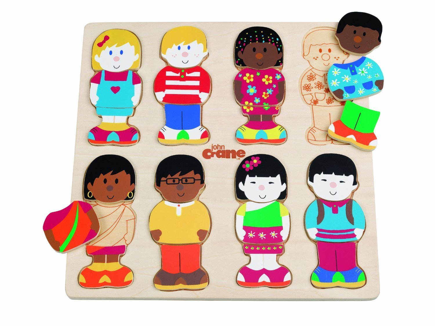 Little Boy clipart puzzled Games Wooden Toys Toys co