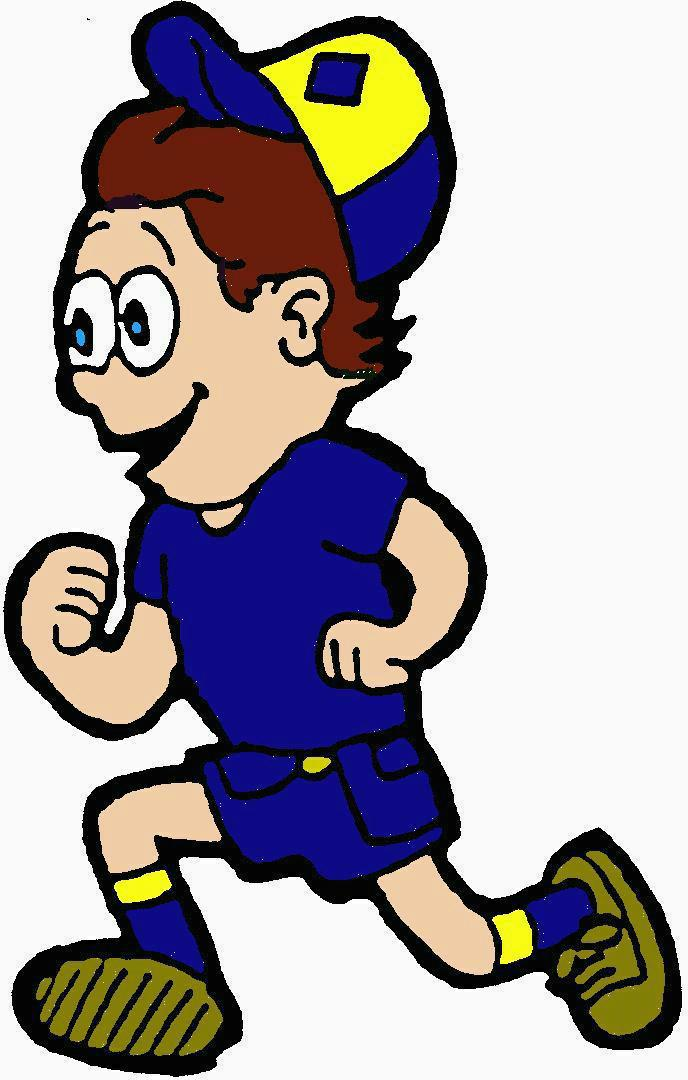Little Boy clipart run Free on Clip Art Free