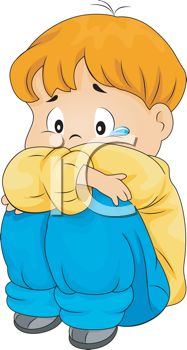 Little Boy clipart shocked Free Images Clipart Clipart sadness%20clipart