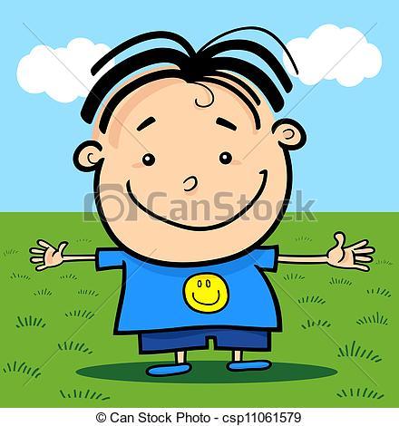 Little Boy clipart short boy Cute Little Vectors Boy Cute
