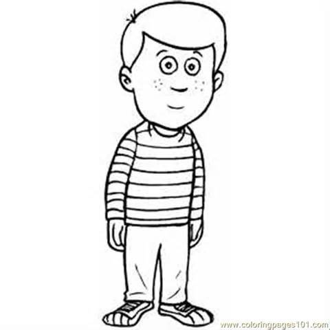 Sad clipart black boy #9