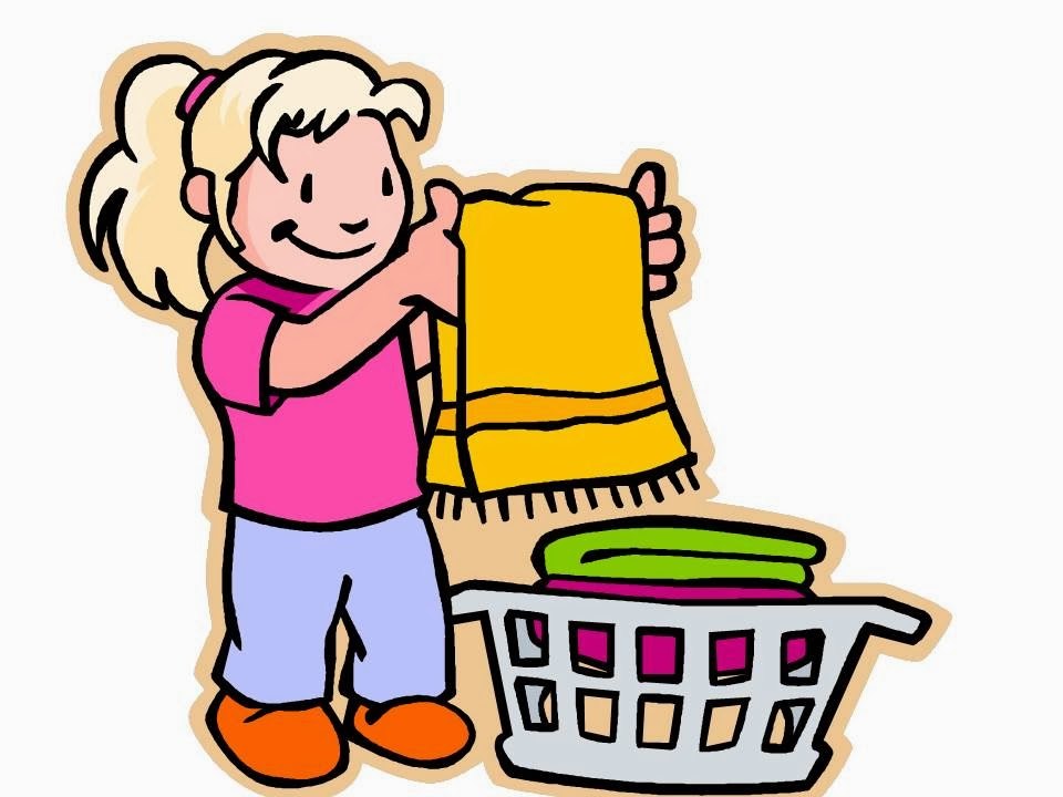 Child clipart cleaning house Cleaning collection collection kids Clipart