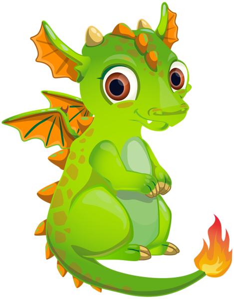 Little Dragon clipart Dragon High Image Little Yopriceville