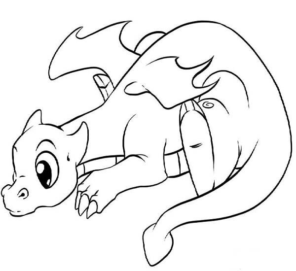 Little Dragon clipart green dragon And 46 this best on