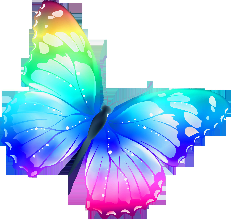 Beautiful clipart blue butterfly Art  Images ClipArt Butterflies