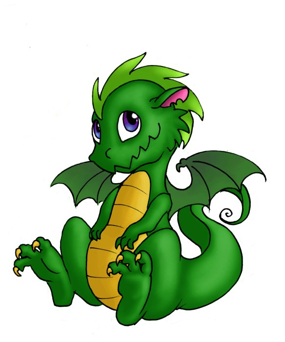 Little Dragon clipart child ClipArt Pinterest Best Cute