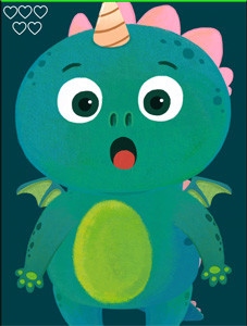Little Dragon clipart child Show character Indiegogo play love