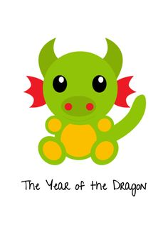 Little Dragon clipart dragon castle YuRiko can Or calendar shower