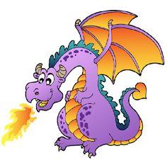 Birthday clipart dragon Dragons dragon Babastuff Dragons free
