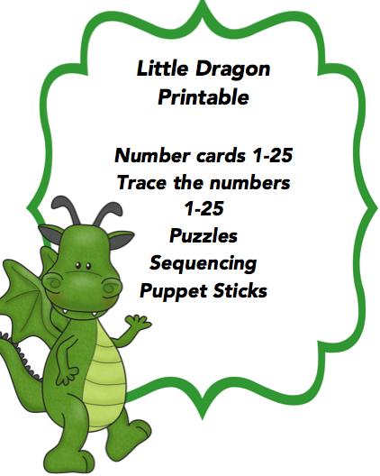 Little Dragon clipart knight dragon Little Little dragon Preschool Mini