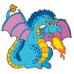 Little Dragon clipart public domain Cerca dragon Public clip dragon
