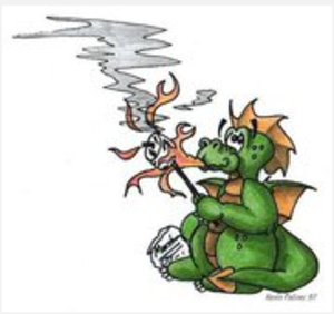 Little Dragon clipart public domain Little Clker  Images com