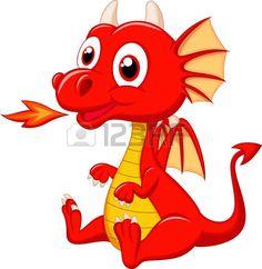 Little Dragon clipart sad baby Stockfoto on t @deviantART