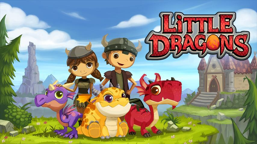 Little Dragon clipart sad baby Android Dragons Google Apps Little