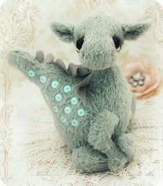 Little Dragon clipart sad baby Awesome green doll this I