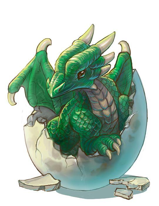Little Dragon clipart sad baby Deviantart Baby Image dragon on