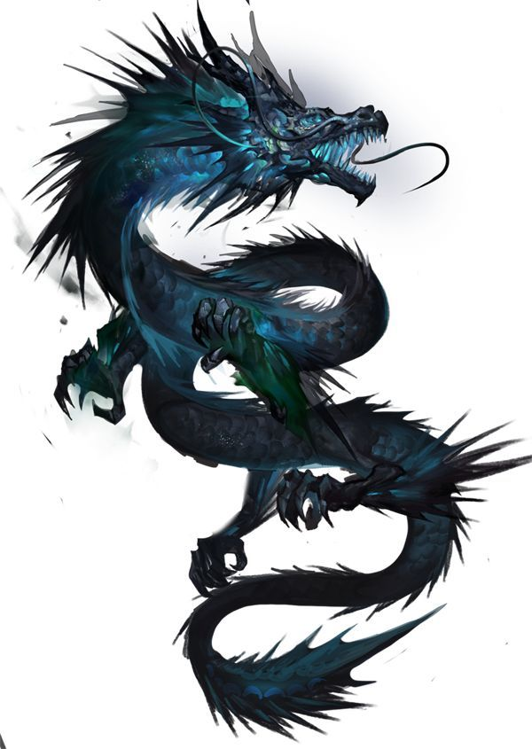 Little Dragon clipart sea dragon DragonSea Fantasy Dimentions Water Best