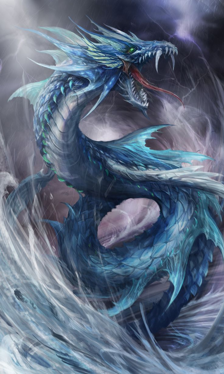 Little Dragon clipart sea dragon Sh ideas dragon liu with